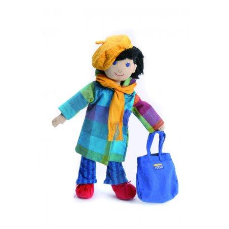 Ropa de invierno para muñecas Fürnis