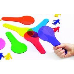 Paletes de colors per a taula de llum