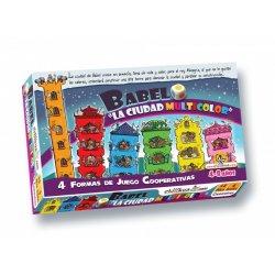 """Joc cooperatiu """"Babel, la ciutat multicolor"""""""
