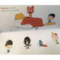 Llibre per jugar Qui quin On d'Olivier Tallec