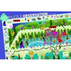 Puzzle de observación El Bosque de Fiesta