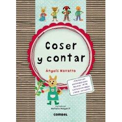 Libro juego Coser y cantar de Àngels Navarro editorial Combel