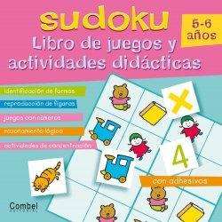 Libro para jugar. Sudoku 5-6 años