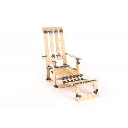 Llistons de fusta per jugar