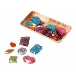 28 Peces brillants grans efcte diamant