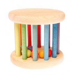 Rodari de madera. Pedagogía Waldorf