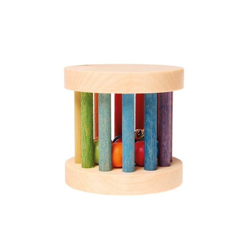 Mini rodari de fusta per nadons. Grimm's