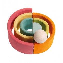 Arcos 6 De Pastel Colores Piezas TJF5l3K1uc