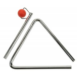 Triangle musical infantil