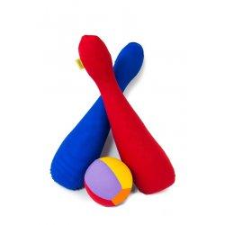 Globus per bat de beisbol de tela