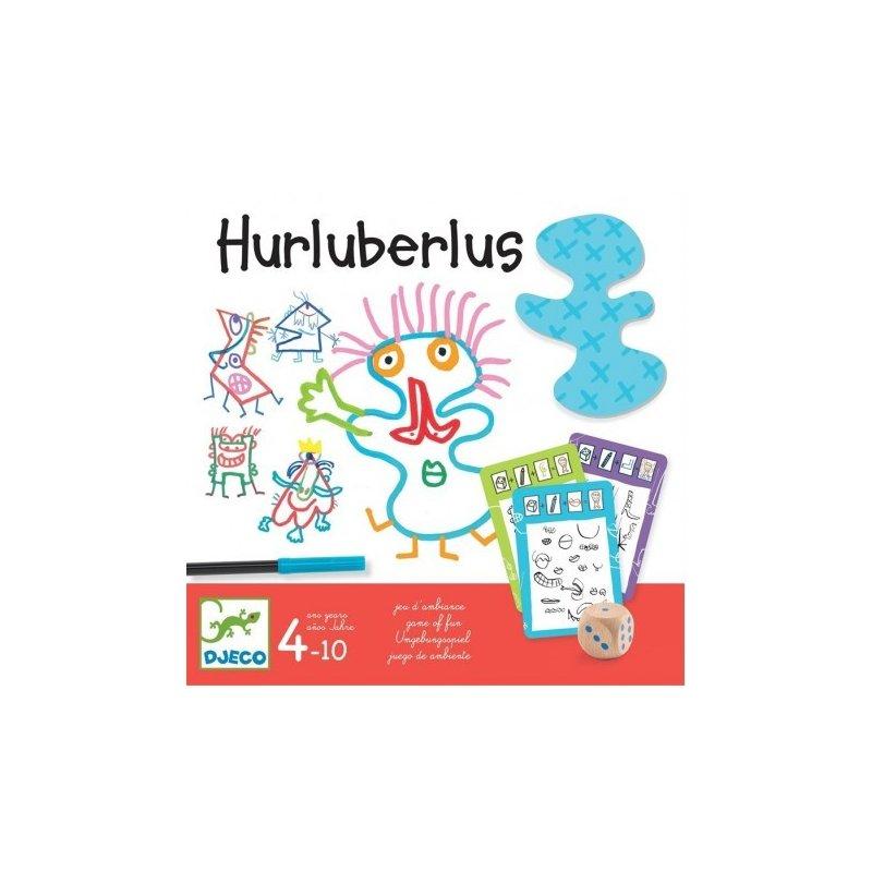 Joc Hurluberlus. Djeco