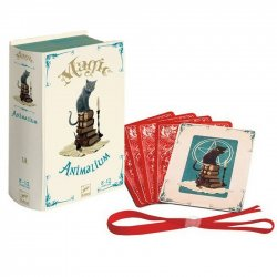 Mini juego de magia  Magic Animalium. Djeco