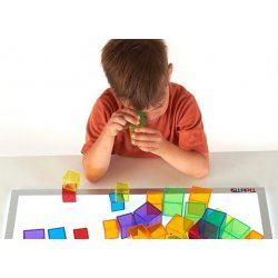 Translucent Cube set Tickit 73089