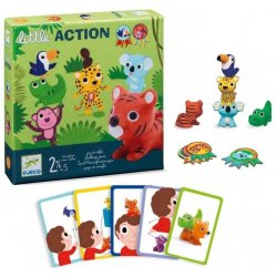 Juego Little Action de Djeco DJ08557