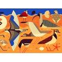 Trencaclosques 1000 peces Ocells DJ07648 de Djeco