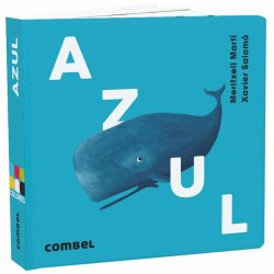 Azul. Editorial Combel