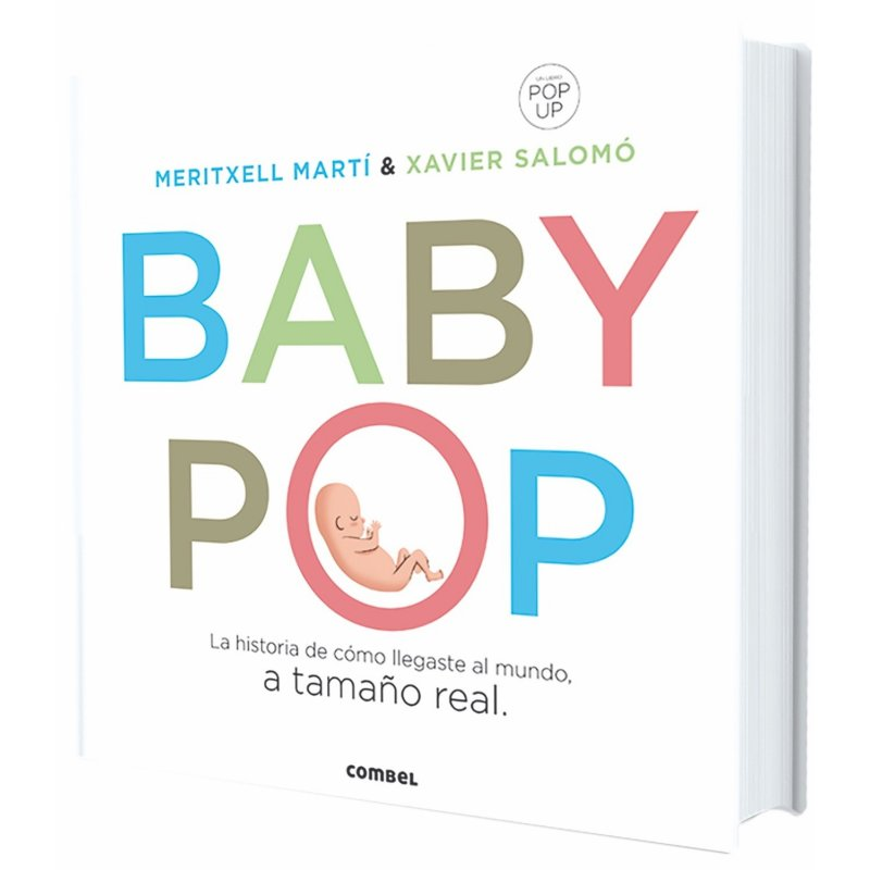 Baby Pop. Editorial Combel