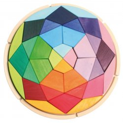 Puzzle Creativo Diamante de Colores