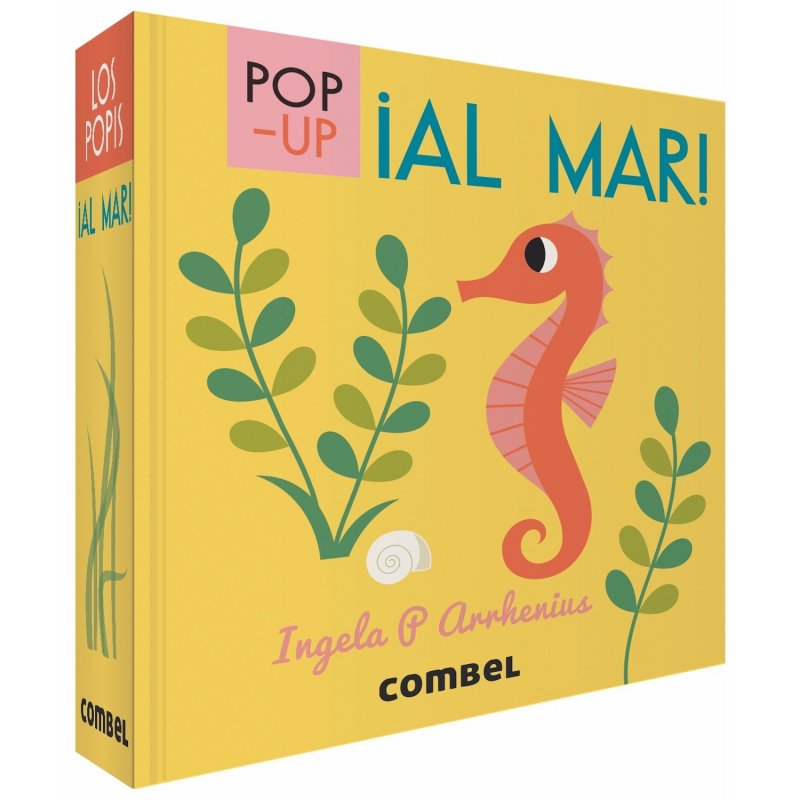 !Al mar!. Editorial Combel. Ingela P. Arrhenius
