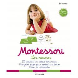 Montessori. Els nombre. Editorial Estrella Polar. Ève Herrmann