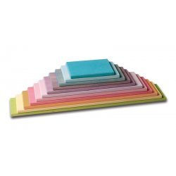 Tablas color Pastel para Arco Iris Grimm's
