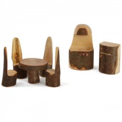 Mobles de cuina de la caseta arbre