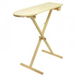 Tabla de planchar de jugete de madera. Montessori. Waldorf