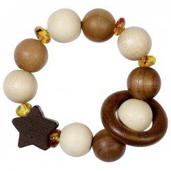 Rossegador circular de fusta i ambre