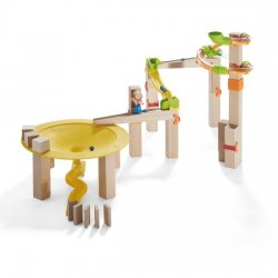 Circuit de caniques Funnel Jungle de Haba