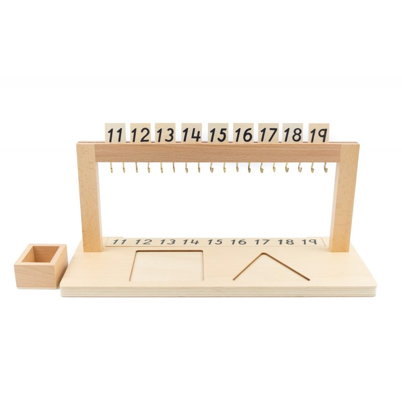 Material matemático Montessori