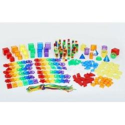 Gran conjunt d'elements per taula de llum