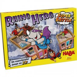 Rhino Hero Super Battle. Haba
