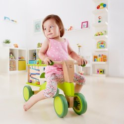 Scoot-Around correpassadissos. Hape E0101