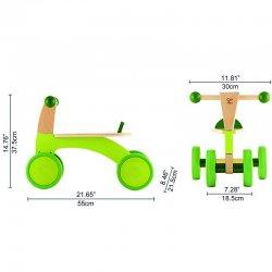 Bici sense pedals petita. Hape E0101