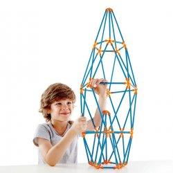 Flexistick 132 peces. Joc de construcció.