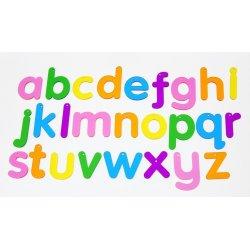 Letras translúcidas para niños
