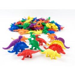 Dinosaurios de plástico pequeños