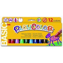 Playcolor one 12 colores 10 gramos