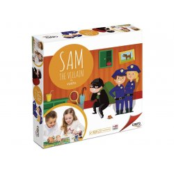 Sam The Villain. Juego cooperativo. Cayro