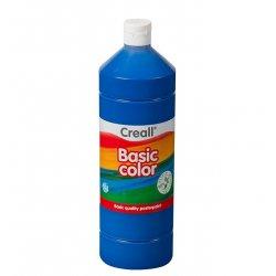 Tempera natural básica azul. Creall