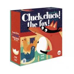 Cluck, cluck! The Fox!  Juego Cooperativo. Londji