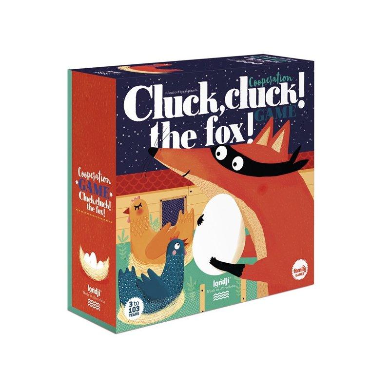 Cluck, cluck! The Fox!  Joc Cooperatiu. Londji
