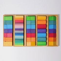 blocs de formes i colors de grimms
